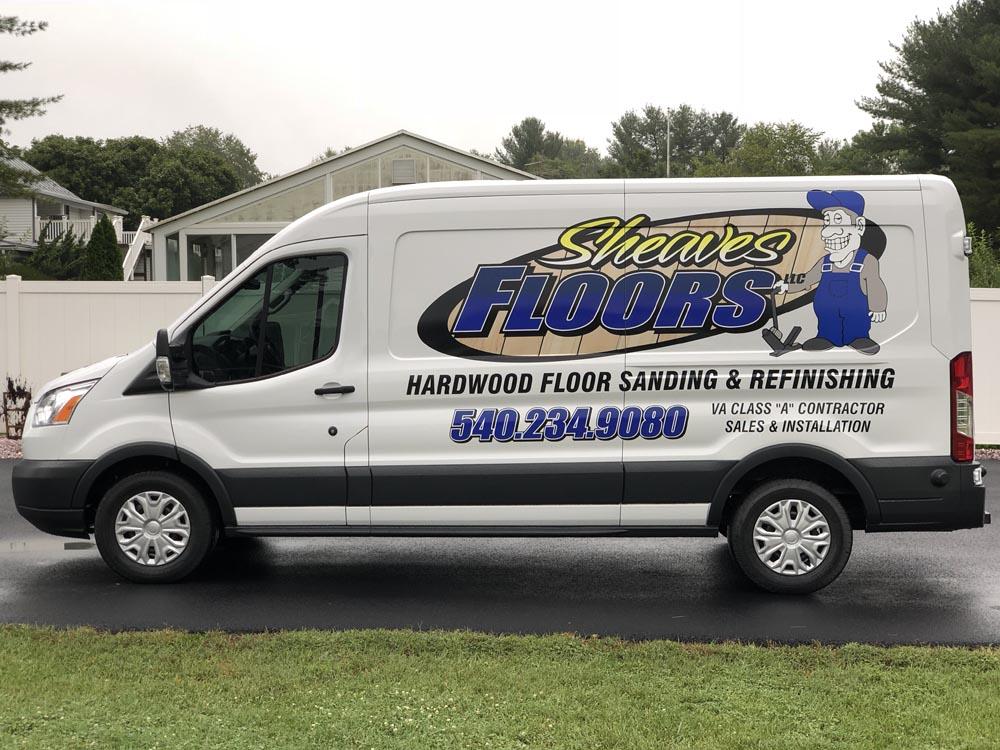 sheaves floors van